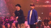Juste Debout 2016 Locking Final - Masato & Nobby vs Luna & Mr Split