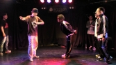 練馬 THE FUNK(ATZO RYUZY KITE) vs EnuEsuOu(WAPPER CANDOO CHOPPER) FINAL / sweet dream vol.42