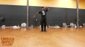 Wild Out - The Lox / Tight Eyez Krumping Solo Choreography / URBAN DANCE CAMP