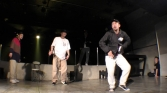 FRESH SEIJI POG ICHI JUDGE SESSION / Funky Flavor vol.1 LOCK DANCE BATTLE
