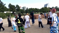 [60fps] Tokyo Melbourne Shuffle Dance MeetUp 2014 (メルボルンシャッフル ダンス練習会)