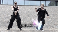 Industrial Dance meet's Melbourne Shuffle // Sokka feat. Ser0x